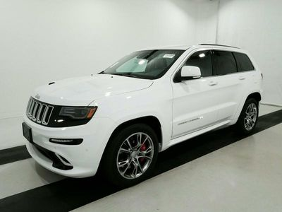 2015 Jeep Grand Cherokee 4WD 4dr SRT SUV