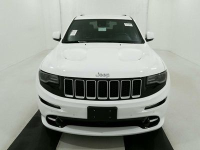 2015 Jeep Grand Cherokee 4WD 4dr SRT - Click to see full-size photo viewer
