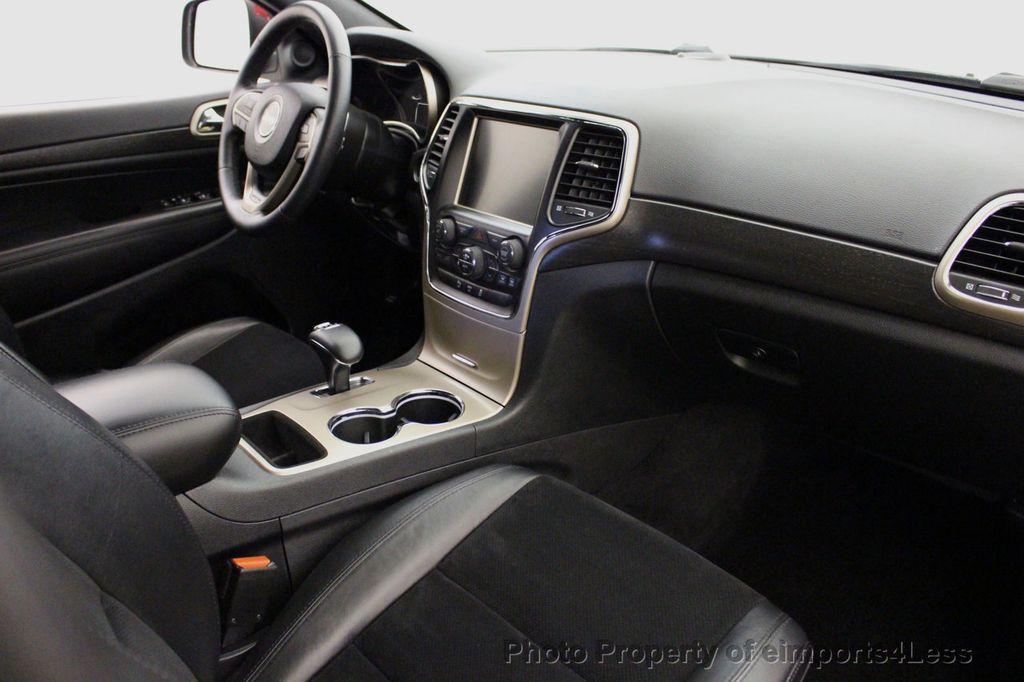 2015 Jeep Grand Cherokee CERTIFIED GRAND CHEROKEE 4WD ALTITUDE CAMERA / NAVI - 16845302 - 44
