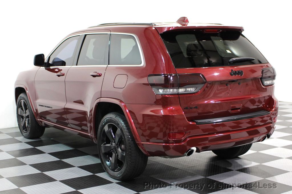 2015 Jeep Grand Cherokee CERTIFIED GRAND CHEROKEE 4WD ALTITUDE CAMERA / NAVI - 16845302 - 55