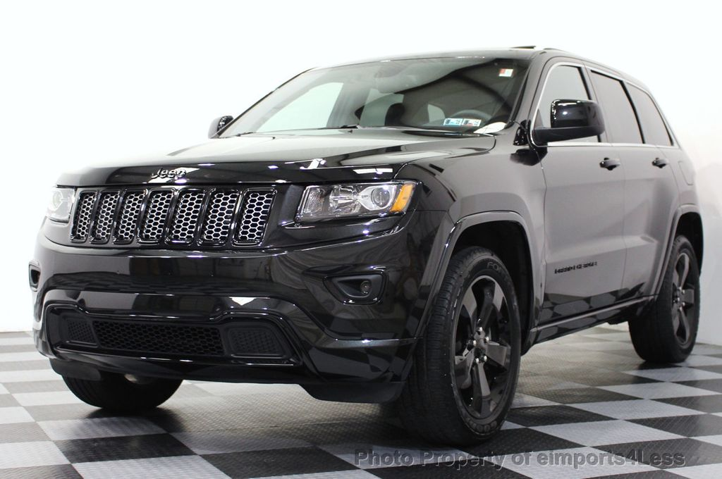 2015 used jeep grand cherokee certified grand cherokee v6. Black Bedroom Furniture Sets. Home Design Ideas