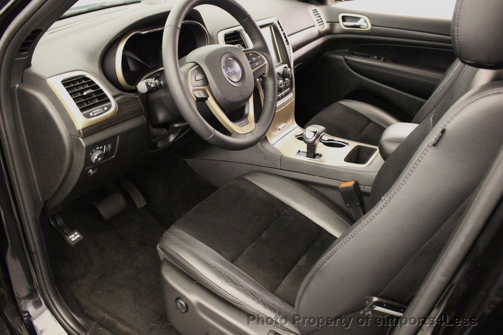 2015 Used Jeep Grand Cherokee Certified Grand Cherokee V6