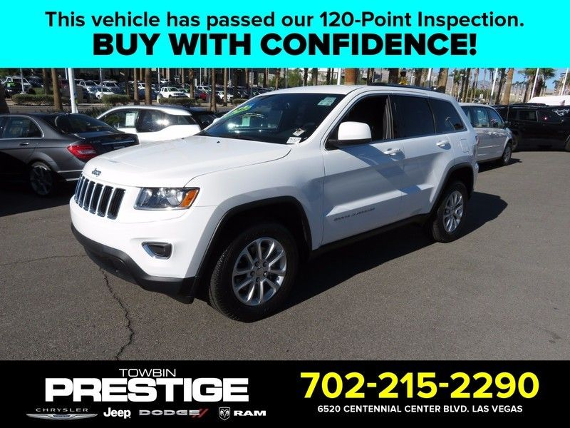 2015 Jeep Grand Cherokee LAREDO - 16882573 - 0