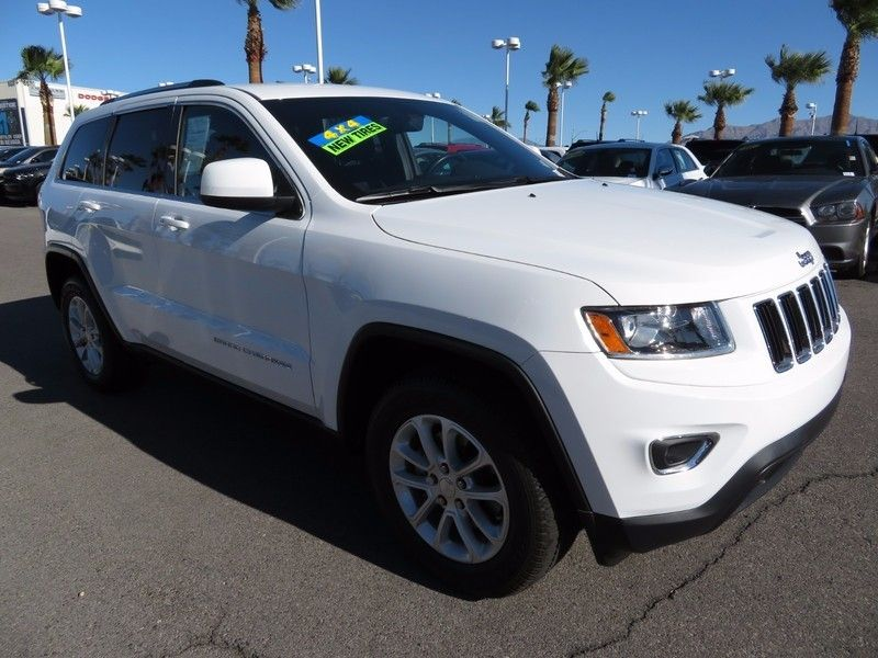 2015 Jeep Grand Cherokee LAREDO - 16882573 - 2