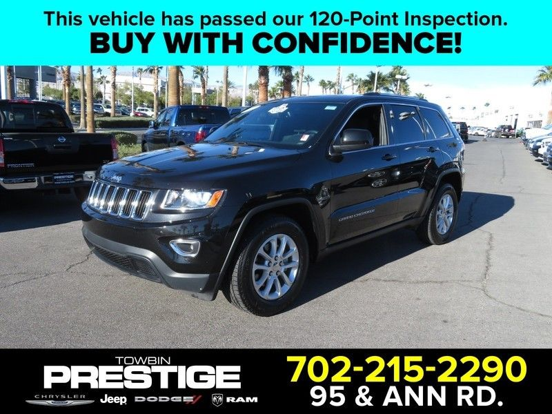 2015 Jeep Grand Cherokee LAREDO - 17152747 - 0
