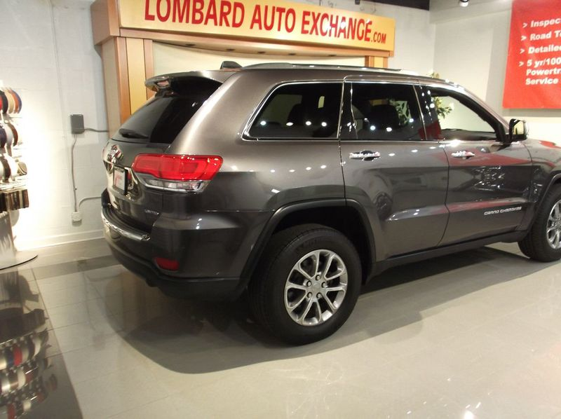 2015 Jeep Grand Cherokee NAVIGATION LOADED - 18020130 - 9