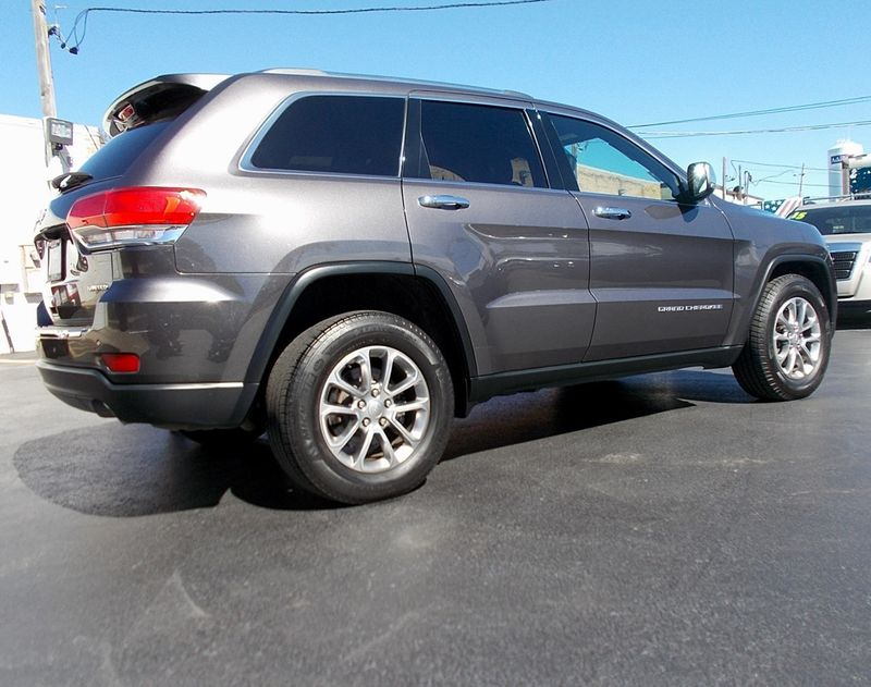 2015 Jeep Grand Cherokee NAVIGATION LOADED - 18020130 - 10