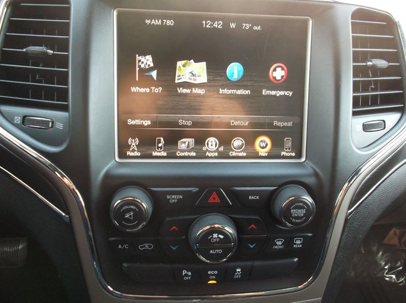 2015 Jeep Grand Cherokee NAVIGATION LOADED - 18020130 - 18