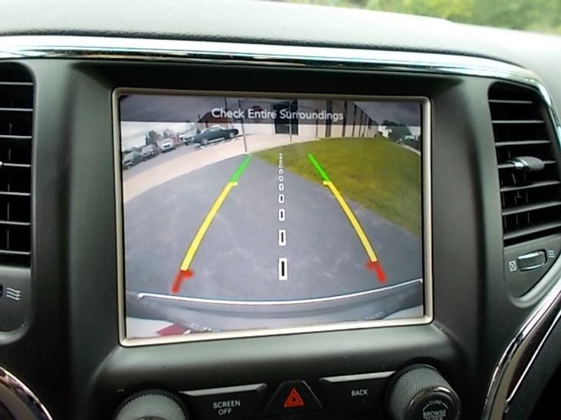 2015 Jeep Grand Cherokee NAVIGATION LOADED - 18020130 - 20