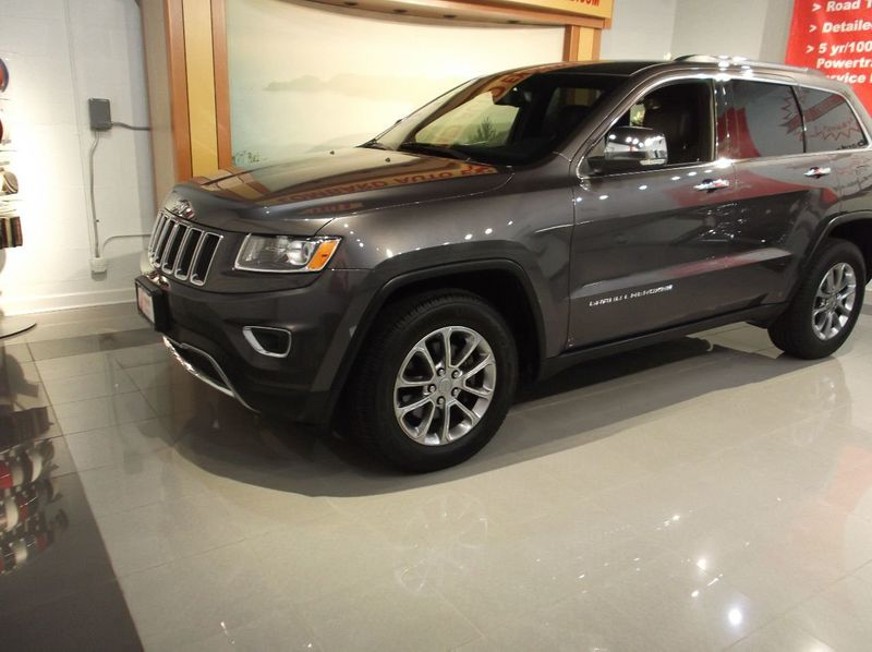 2015 Jeep Grand Cherokee NAVIGATION LOADED - 18020130 - 2