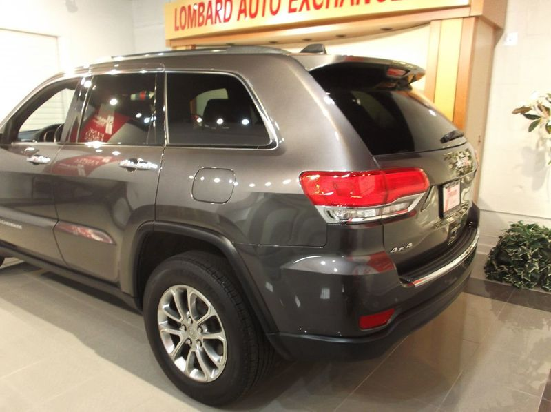 2015 Jeep Grand Cherokee NAVIGATION LOADED - 18020130 - 3