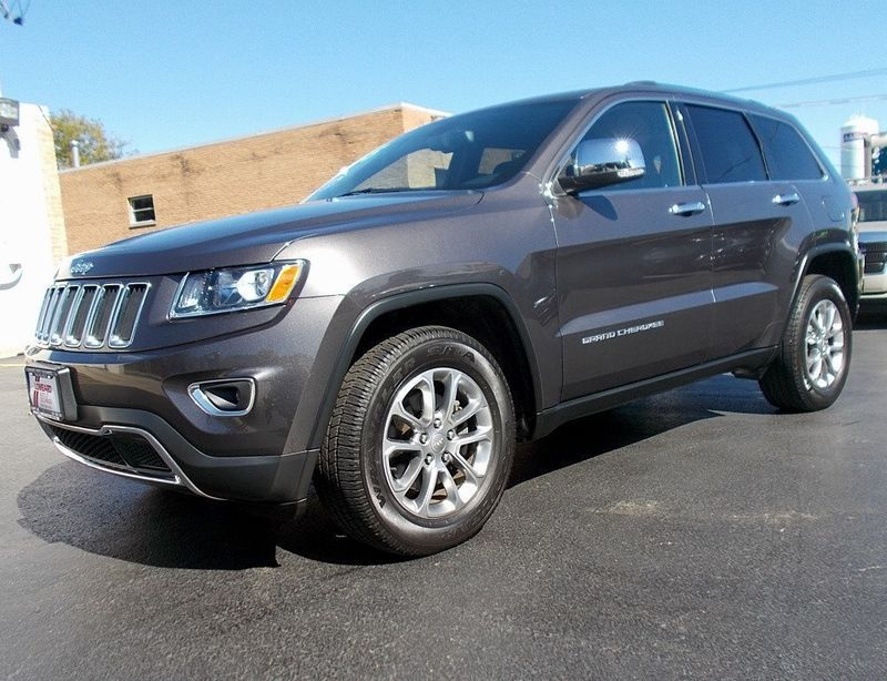 2015 Jeep Grand Cherokee NAVIGATION LOADED - 18020130 - 5