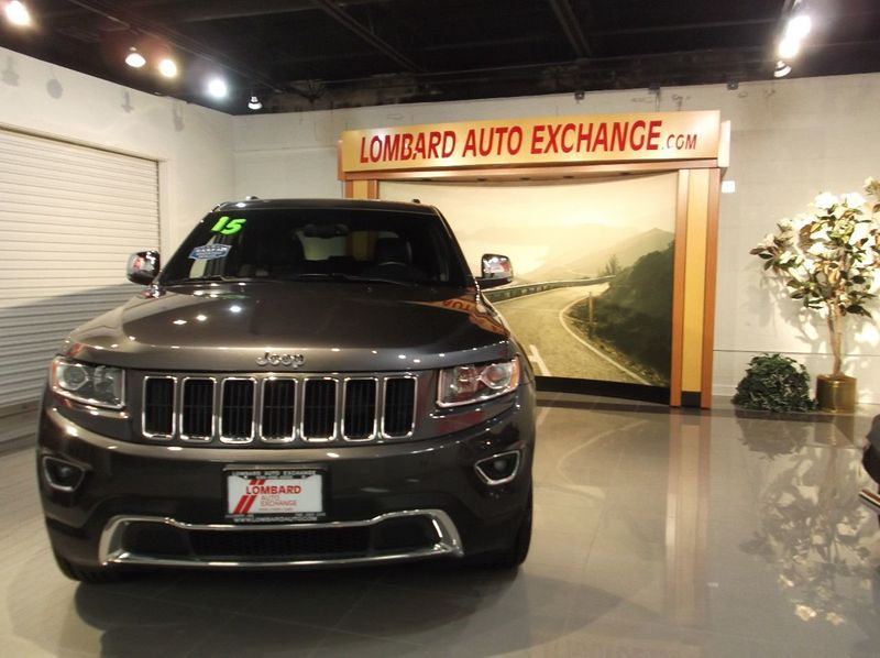 2015 Jeep Grand Cherokee NAVIGATION LOADED - 18020130 - 6