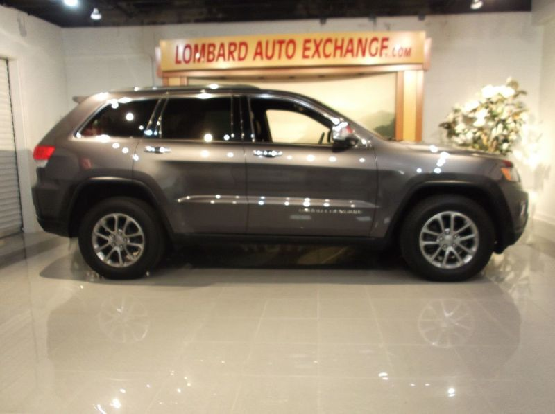 2015 Jeep Grand Cherokee NAVIGATION LOADED - 18020130 - 7