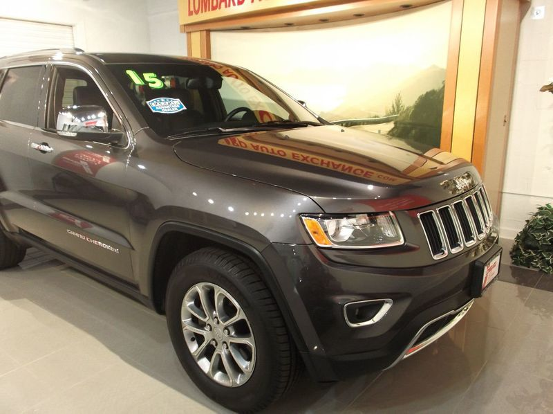 2015 Jeep Grand Cherokee NAVIGATION LOADED - 18020130 - 8