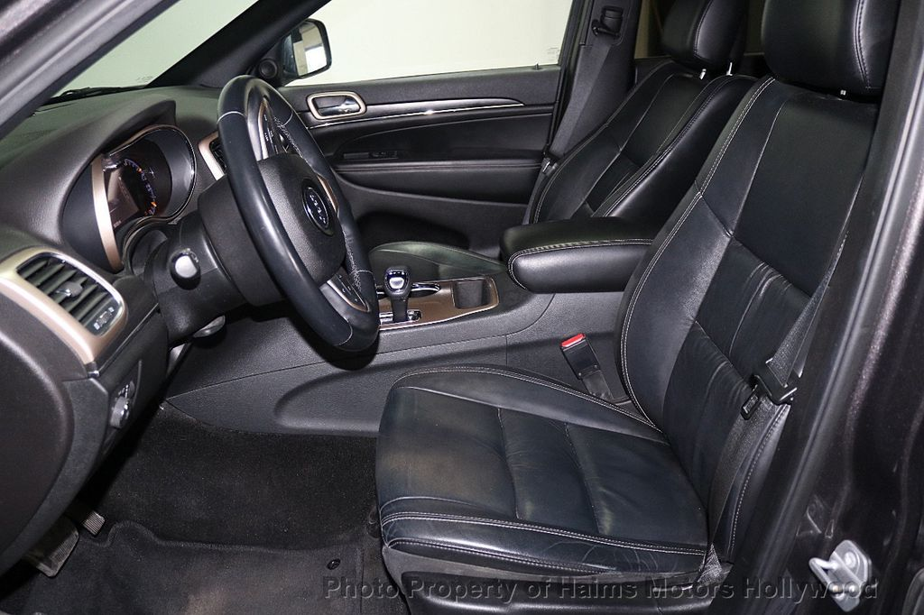2015 Jeep Grand Cherokee RWD 4dr Limited - 17867108 - 17