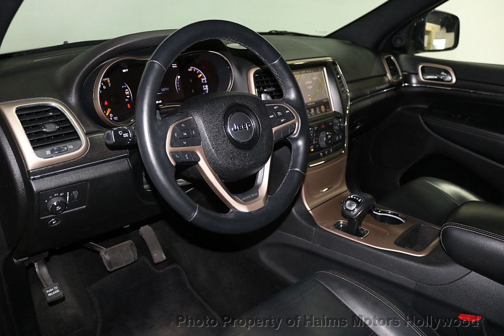 2015 Jeep Grand Cherokee RWD 4dr Limited - 17867108 - 18