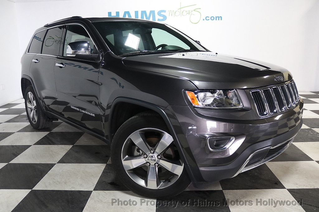 2015 Jeep Grand Cherokee RWD 4dr Limited - 17867108 - 3