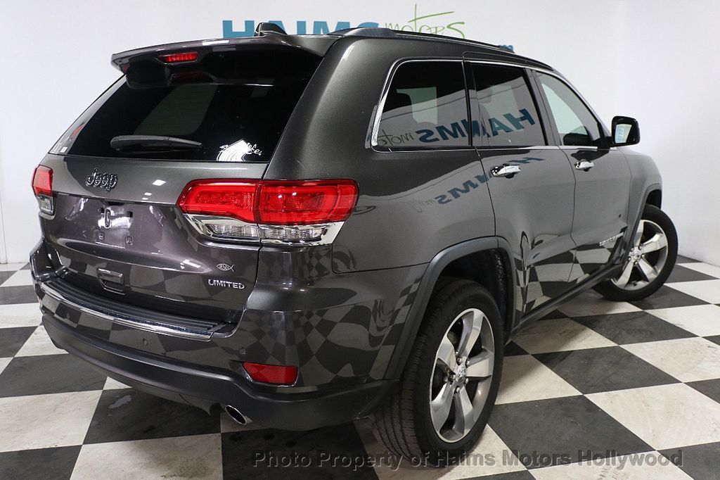 2015 Jeep Grand Cherokee RWD 4dr Limited - 17867108 - 6