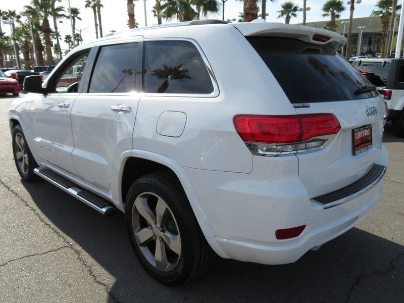 2015 Jeep Grand Cherokee RWD 4dr Overland - 17382010 - 11