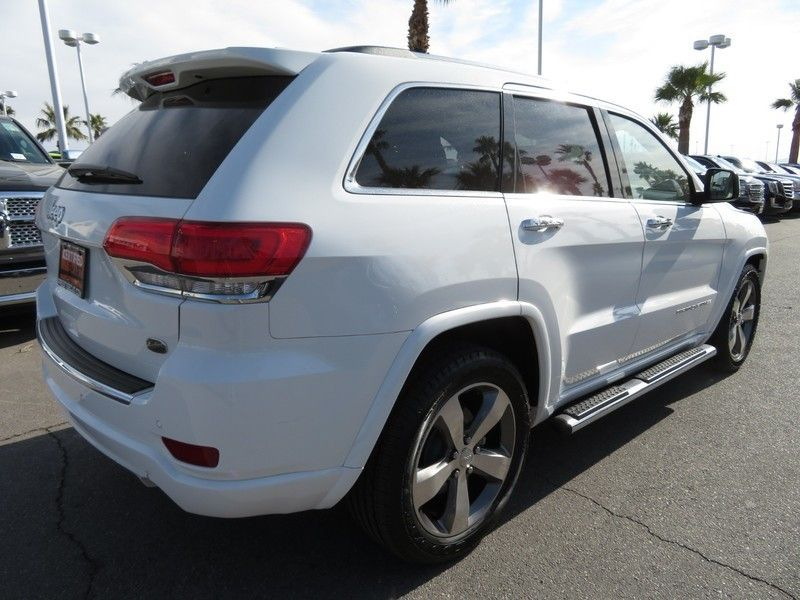 2015 Jeep Grand Cherokee RWD 4dr Overland - 17382010 - 14