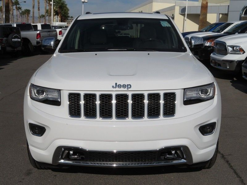 2015 Jeep Grand Cherokee RWD 4dr Overland - 17382010 - 1