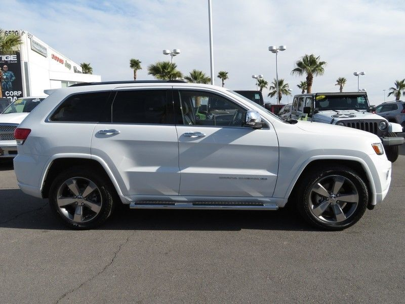2015 Jeep Grand Cherokee RWD 4dr Overland - 17382010 - 3
