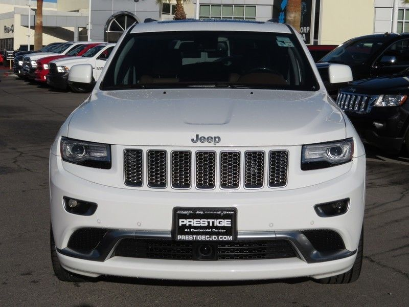 2015 Jeep Grand Cherokee RWD 4dr Summit - 17210112 - 1