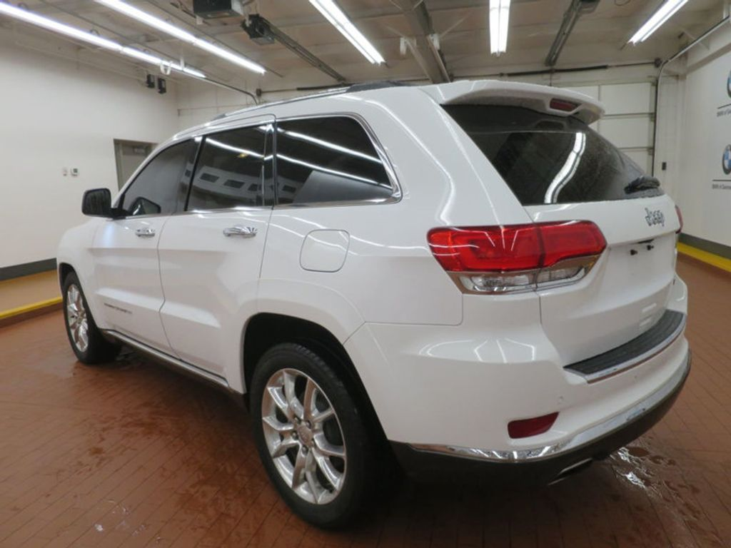 2015 Jeep Grand Cherokee RWD 4dr Summit - 16983931 - 2