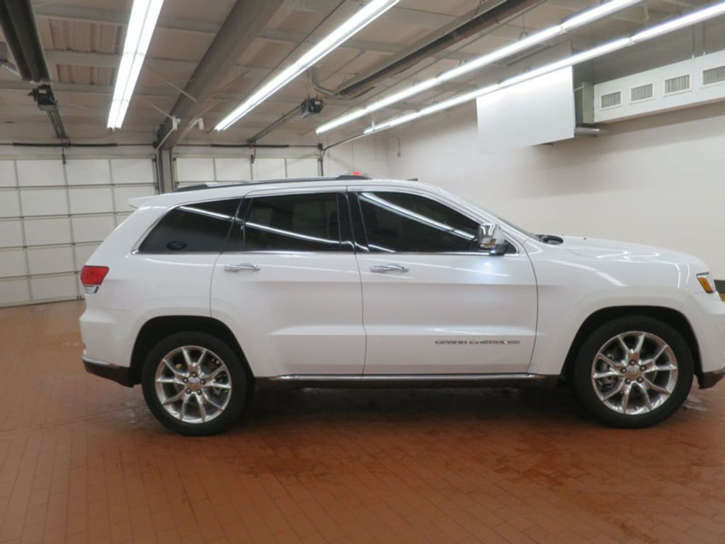 2015 Jeep Grand Cherokee RWD 4dr Summit - 16983931 - 4
