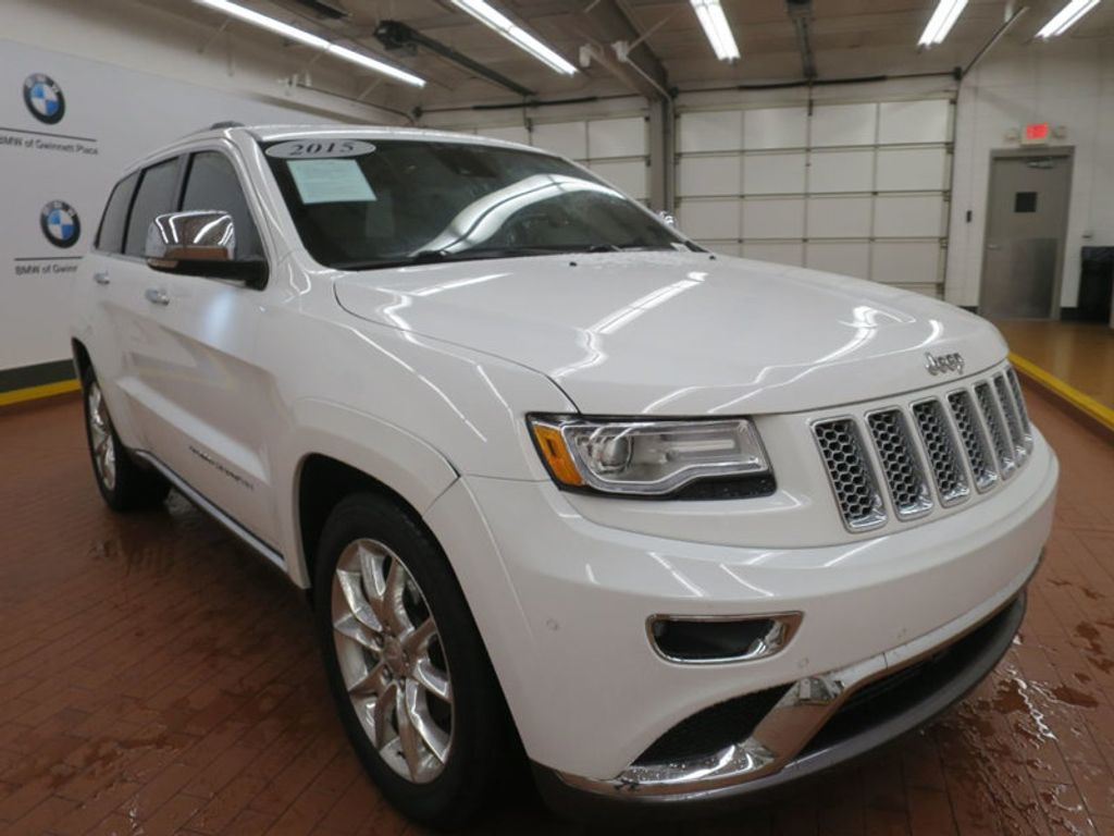 2015 Jeep Grand Cherokee RWD 4dr Summit - 16983931 - 5