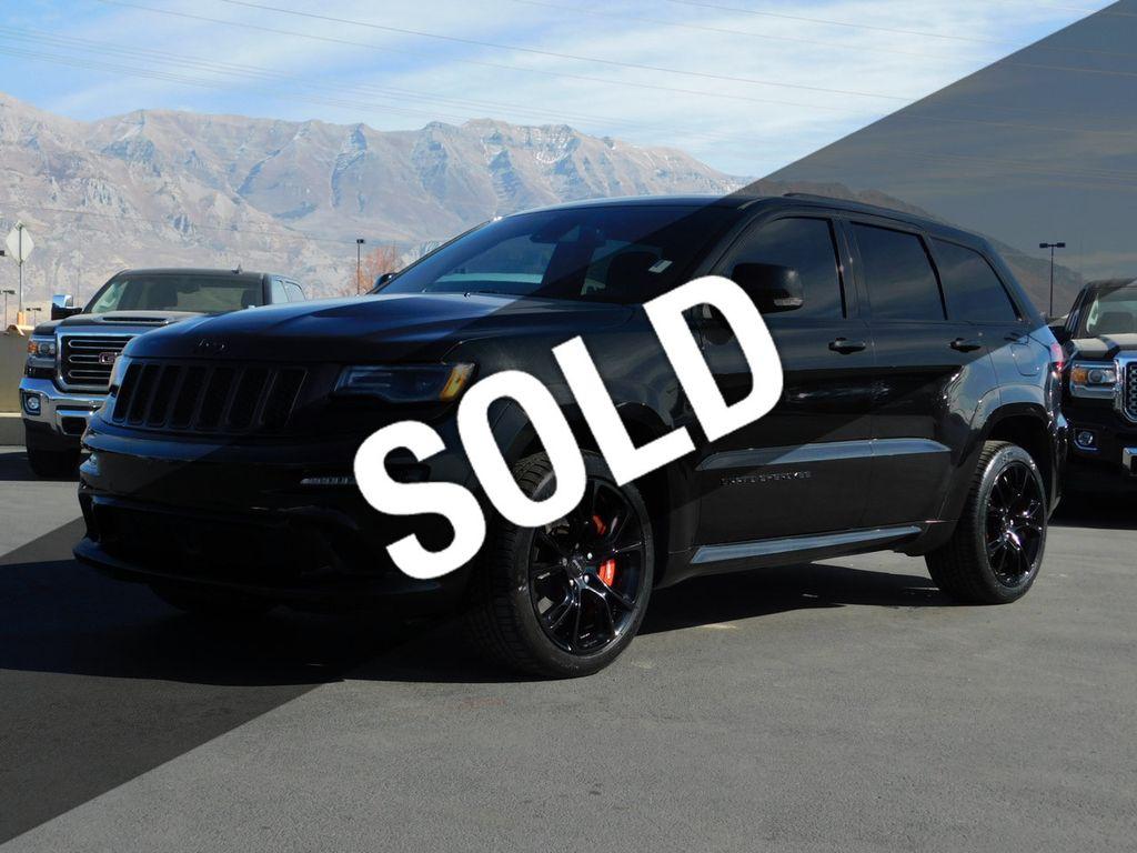 Grand Cherokee Srt >> 2015 Jeep Grand Cherokee Srt Suv For Sale American Fork Ut 39 900 Motorcar Com