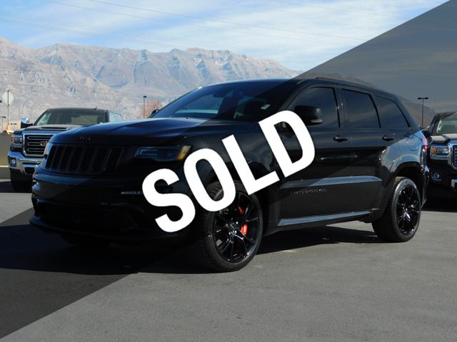 2015 Used Jeep Grand Cherokee Srt At Watts Automotive Serving