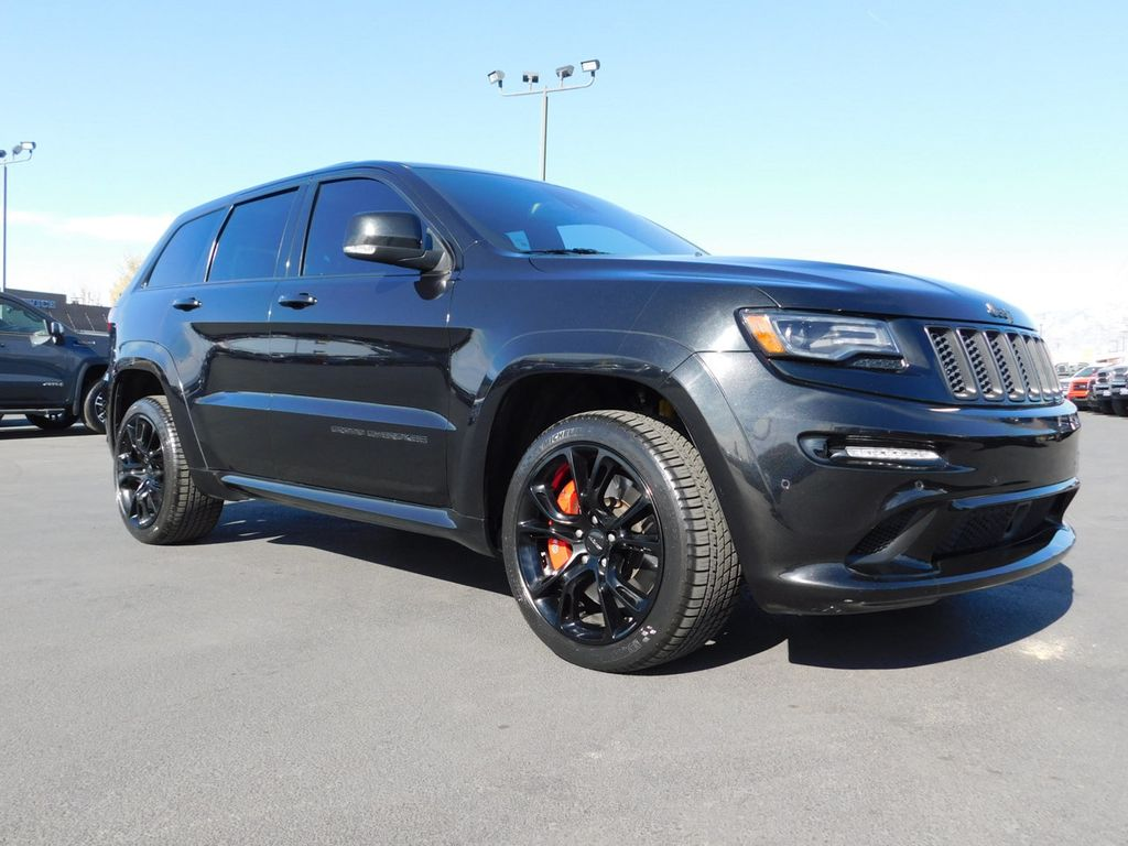 2015 Used Jeep Grand Cherokee SRT at Watts Automotive ...