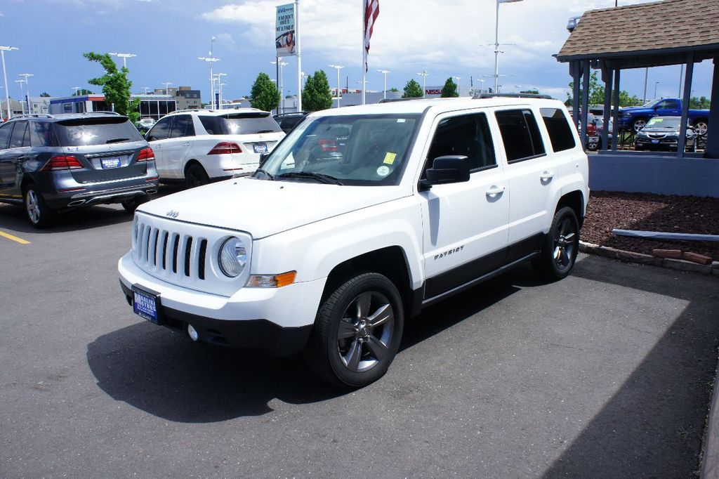 2015 Jeep Patriot 4WD 4dr Latitude - 17719901 - 1