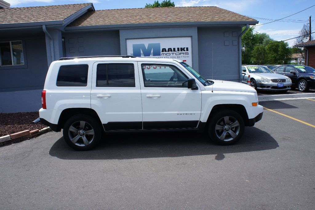 2015 Jeep Patriot 4WD 4dr Latitude - 17719901 - 2