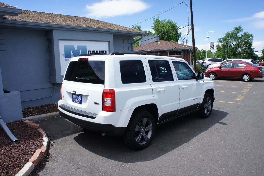 2015 Jeep Patriot 4WD 4dr Latitude - 17719901 - 3