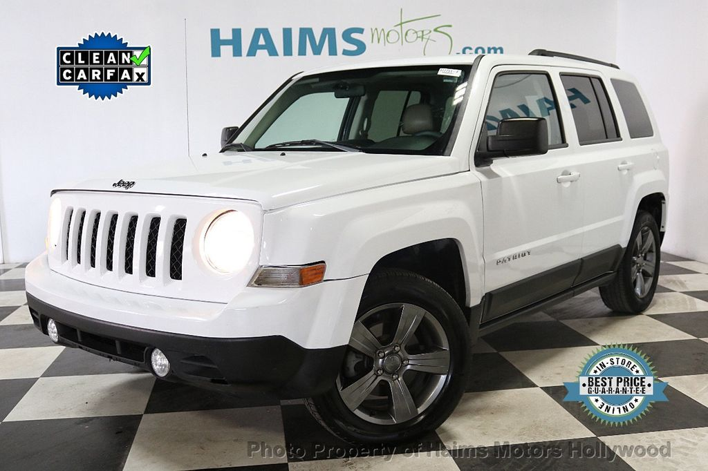 2015 Jeep Patriot FWD 4dr High Altitude Edition - 18668164 - 0
