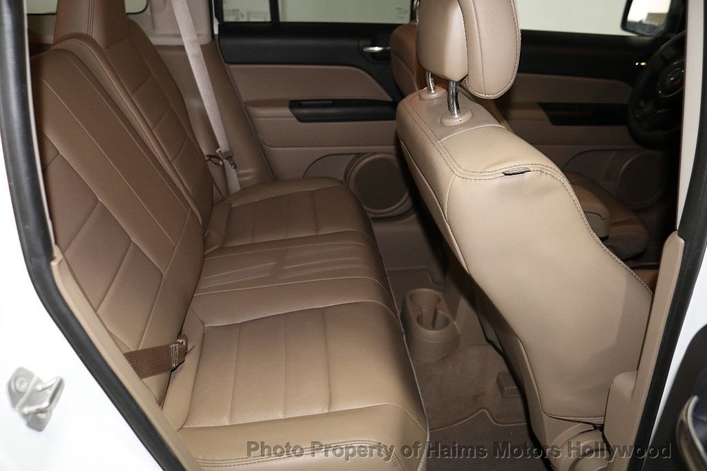 2015 Jeep Patriot FWD 4dr High Altitude Edition - 18668164 - 14