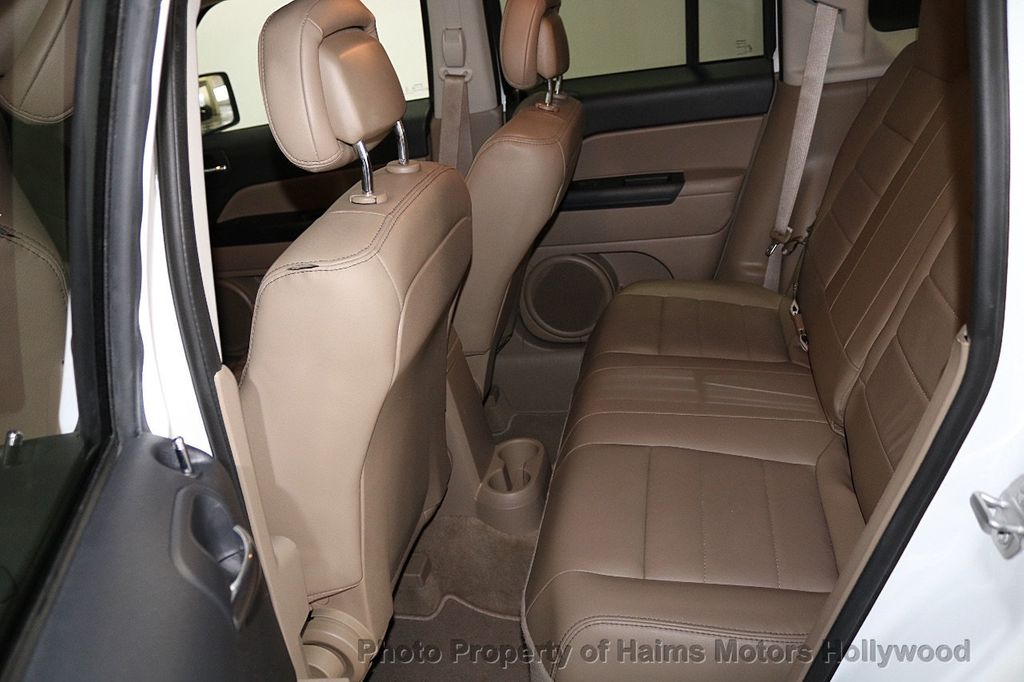 2015 Jeep Patriot FWD 4dr High Altitude Edition - 18668164 - 15