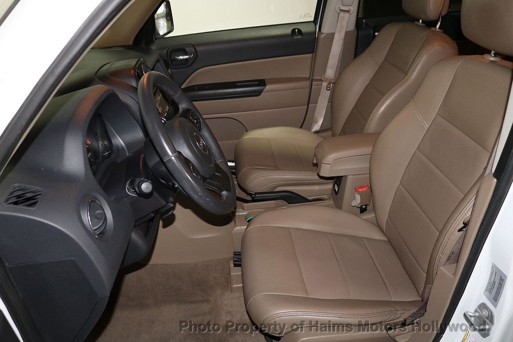 2015 Jeep Patriot FWD 4dr High Altitude Edition - 18668164 - 16