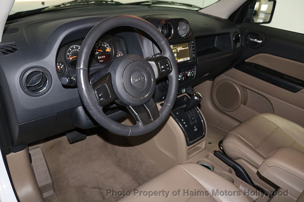 2015 Jeep Patriot FWD 4dr High Altitude Edition - 18668164 - 18
