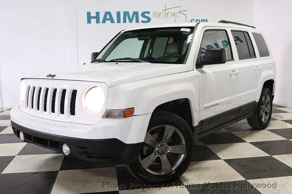 2015 Jeep Patriot FWD 4dr High Altitude Edition - 18668164 - 1