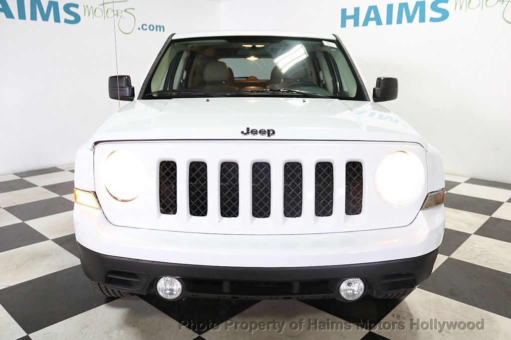 2015 Jeep Patriot FWD 4dr High Altitude Edition - 18668164 - 2