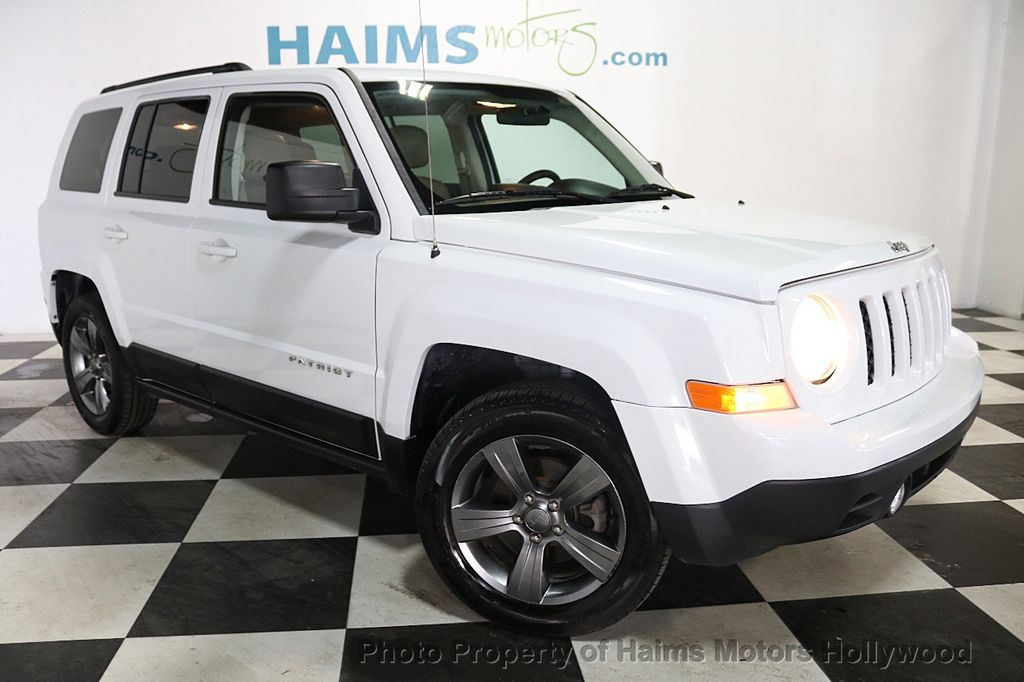 2015 Jeep Patriot FWD 4dr High Altitude Edition - 18668164 - 3