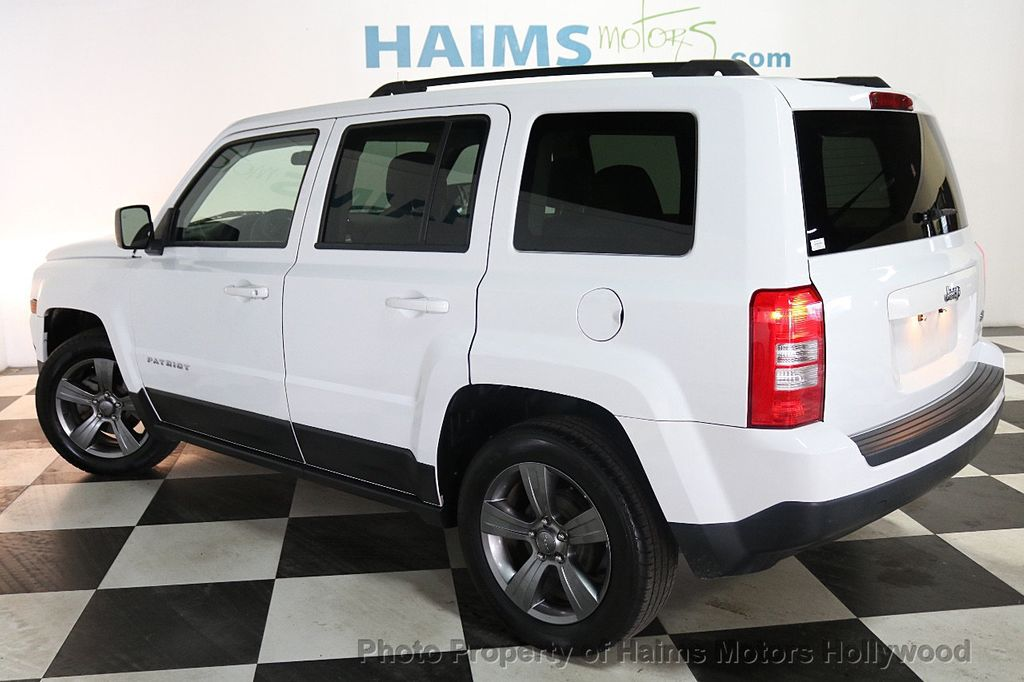 2015 Jeep Patriot FWD 4dr High Altitude Edition - 18668164 - 4