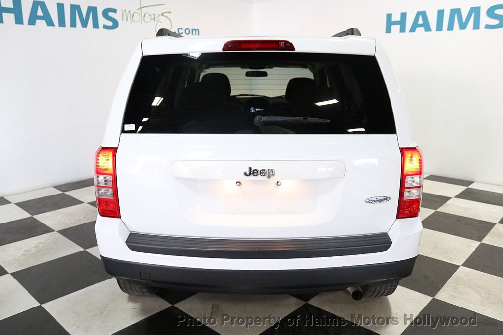 2015 Jeep Patriot FWD 4dr High Altitude Edition - 18668164 - 5