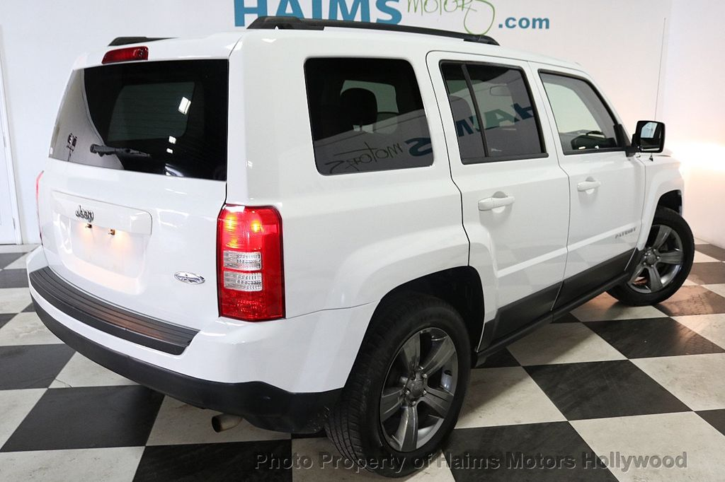 2015 Jeep Patriot FWD 4dr High Altitude Edition - 18668164 - 6
