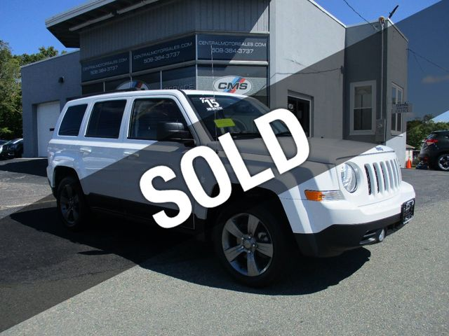 2015 Jeep Patriot High Altitude For Sale