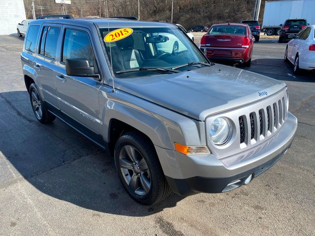 2015 Used Jeep Patriot FWD 4dr High Altitude Edition at L & L Auto Sales  and Service Serving Carlock, IL, IID 19173006